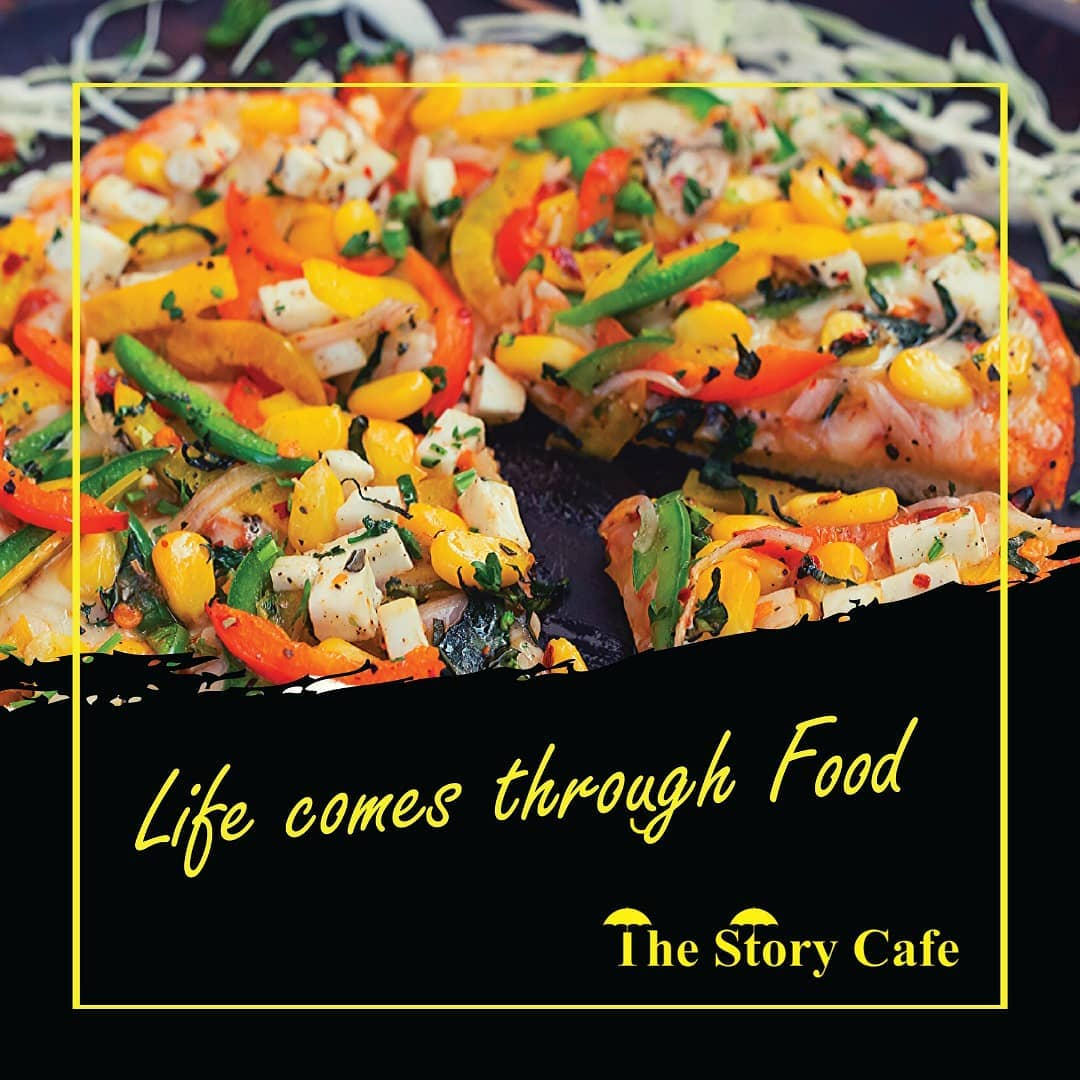 The Story Cafe